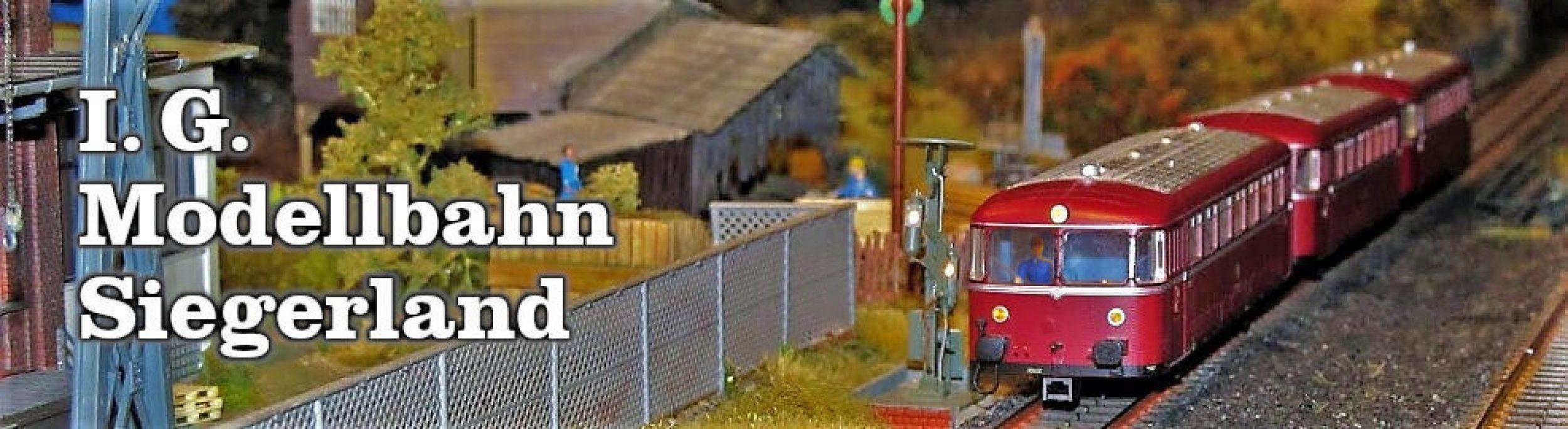 IGMS – I. G. Modellbahn Siegerland